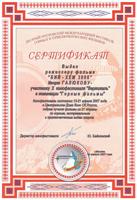 Фильм из фотографий на заказ в Новосибирске