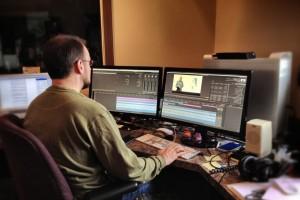 Видеомонтаж и обработка видео в Новосибирске