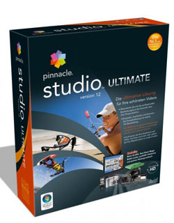Pinnacle Studio Ultimate 12