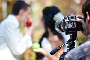 Съёмка видео фотоаппаратом