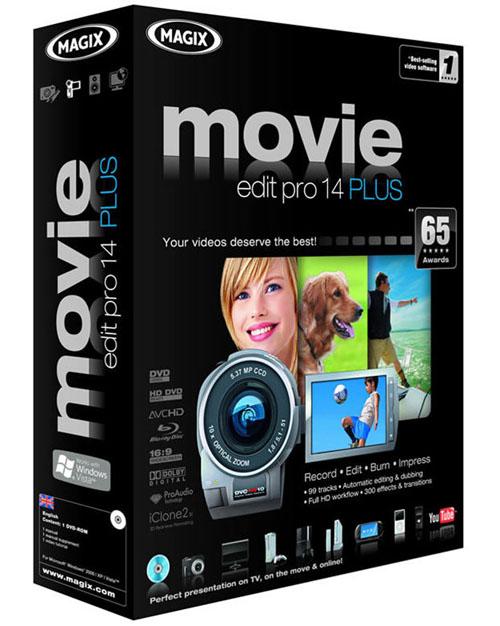 magix movie edit-pro 14