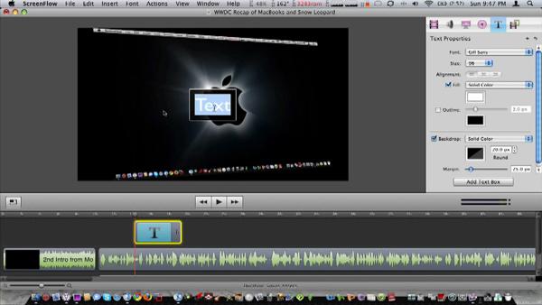 Запись видео с экрана Camtasia Studio