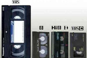 Аналоговые форматы видеозаписи