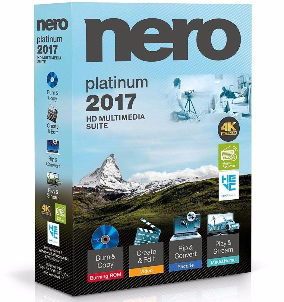 Записать диск Nero