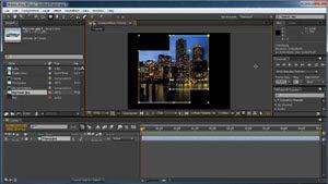Слой-маска в Adobe After Effects
