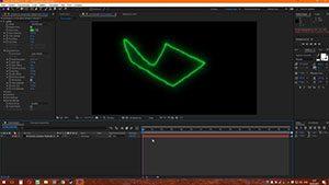 Создание маски в Adobe After Effects